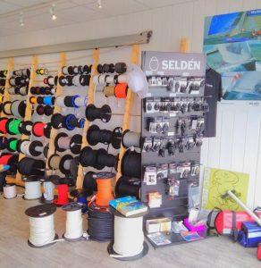Cordages boutique den-ran