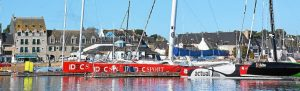 multicoques la trinité sur mer